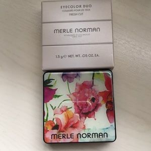 ‼️free- Merle Norman eye color duo fresh cut